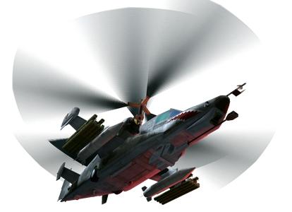 Вертолёт КА-50