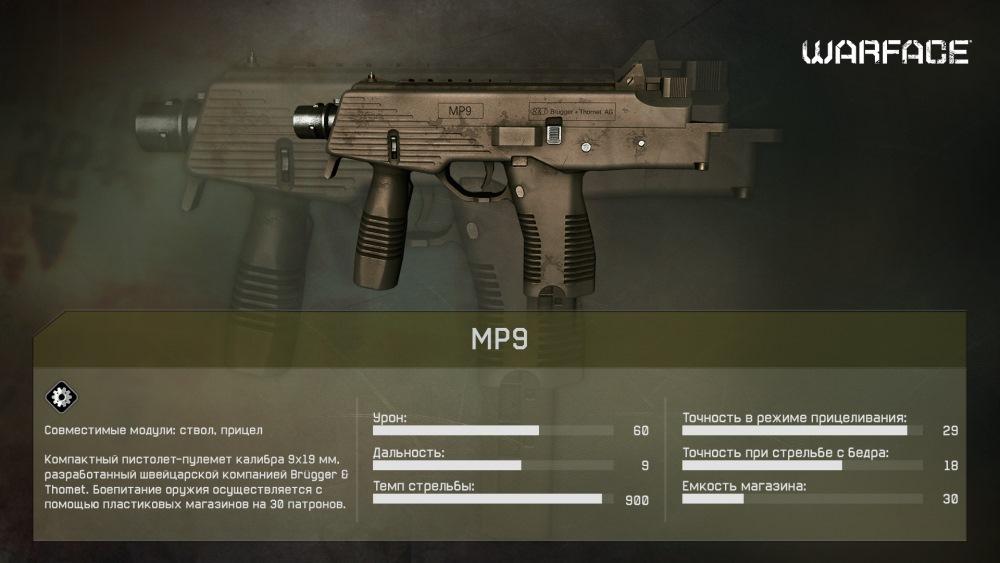 B&T MP9