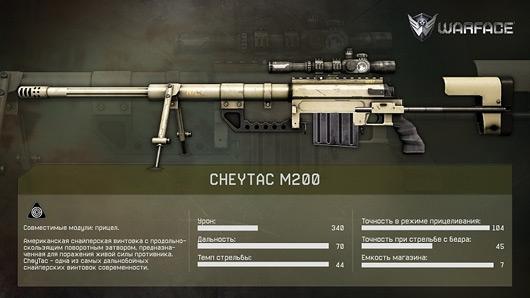 Cheytak m200
