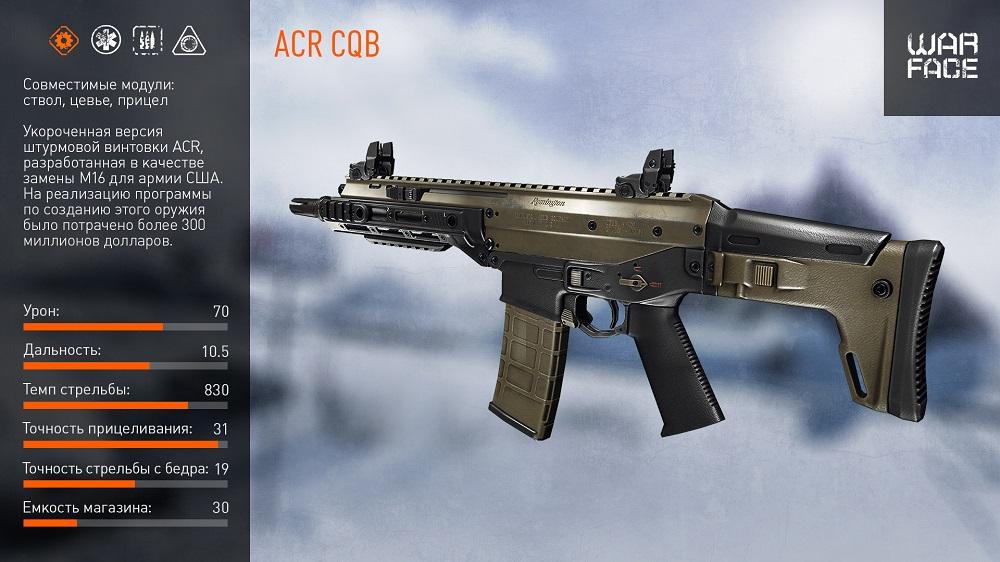 ACR CQB