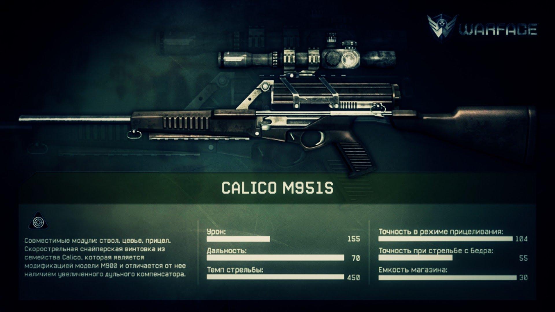 Calico M951S снова доступен